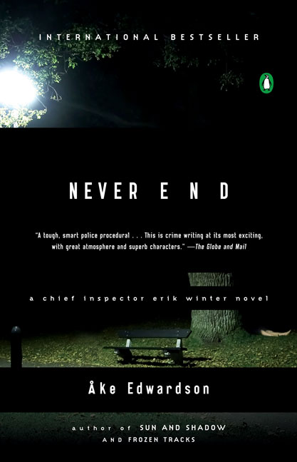 Never End By Edwardson, Ake/ Thompson, Laurie (TRN)